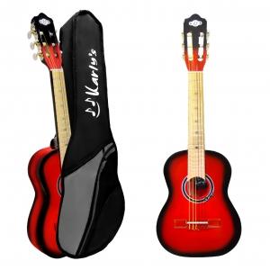 Guitarra Infantil Karlys Rojo