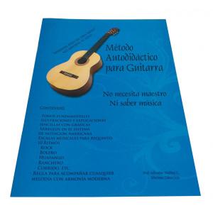 METODO GUITARRA AZUL LICON