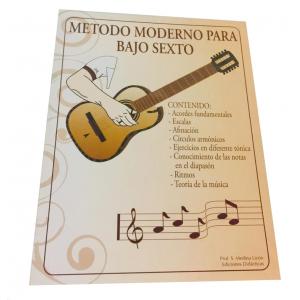 METODO BAJO SEXTO LICON