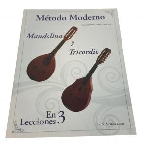 METODO MANDOLINA Y TRICORDIO LICON