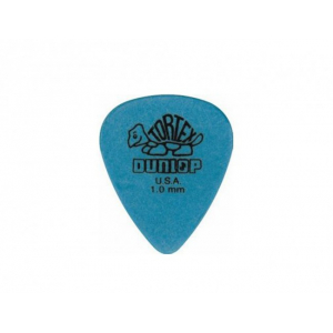 PLUMILLA JIM DUNLOP TORTEX AZUL 1.0 MM