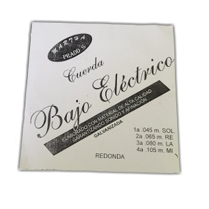 ENC. BAJO ELECTRICO PRADS