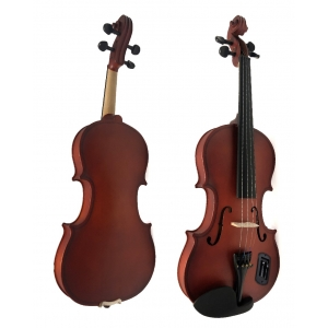 VIOLIN 4/4 ELECTROACUSTIVO DIVARIUS PS900 NATURAL MATE