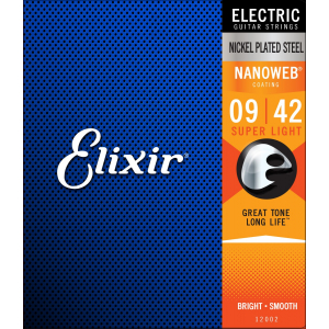 ENC. ELIXIR ELECTRICA NANOWEB SUPER LIGHT 09-42 12002