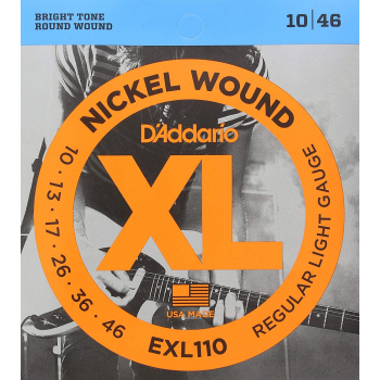 ENC. DADDARIO XL 10-46 MOD. RADADEXL110