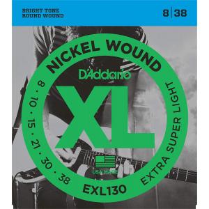 ENC. DADDARIO XL 08-38 MOD. RADADEXL130