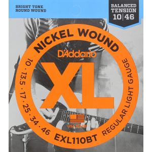ENC. DADDARIO XL 010-46 MOD. RADADEXL110BT