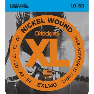 ENC. DADDARIO XL 10-52 MOD. RADADEXL140