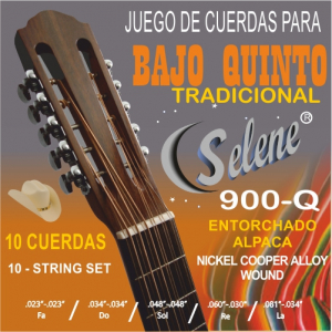 ENC. BAJO QUINTO SELENE 900-Q