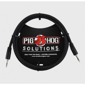 CABLE AUXILIAR PLUG 3.5mm 1.821 MTS PIG HOG PX-T3506