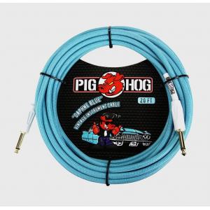 CABLE PLUG A PLUG 6 MTS TEJIDO PIG HOG PCH20DB