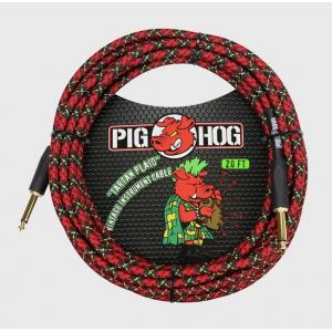 CABLE PLUG A PLUG 6 MTS TEJIDO PIG HOG PCH20PL