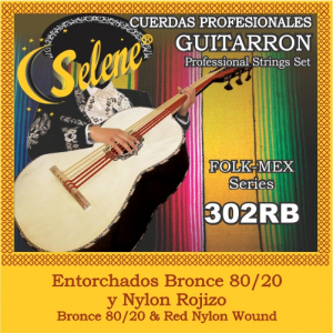 ENC. GUITARRON SELENE 302RB