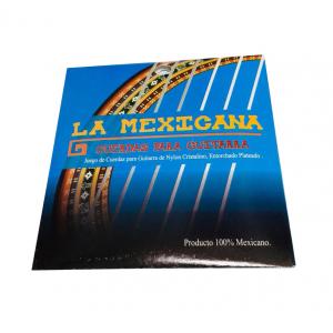 ENC. LA MEXICANA NYLON BLANCO (CAJA AZUL)