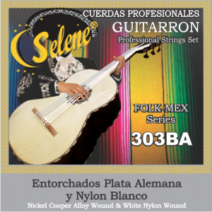 ENC. GUITARRON SELENE 303BA