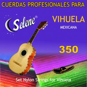 ENC. VIHUELA SELENE 350, 350-D
