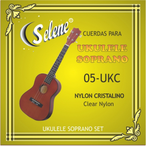 ENC UKULELE SELENE NYLON CRISTALINO  05-UKC