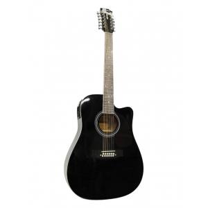 Guitarra 12 cuerdas Norte Negra