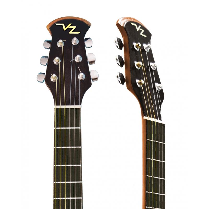 Guitarra Richard Sam (Engraved)